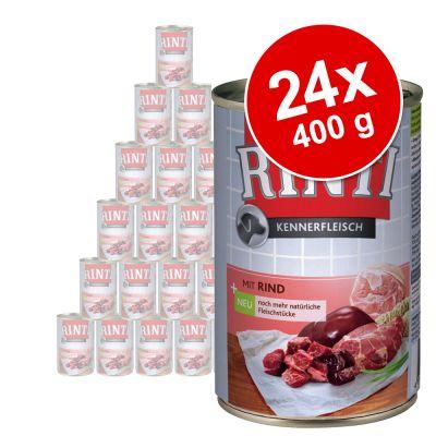Sparpaket Rinti Kennerfleisch 24 x 400 g