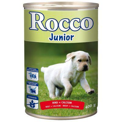 Sparpaket Rocco Junior 24 x 400 g