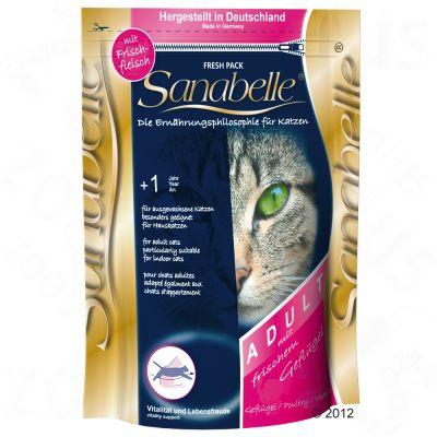 Sparpaket Sanabelle 2 x 2 kg