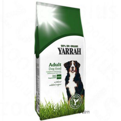 Sparpaket: 2 x Großgebinde Yarrah Bio Hundefutter