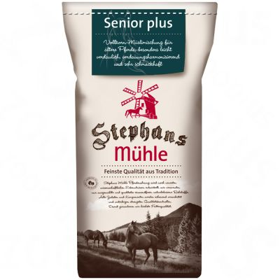 Stephans Mühle Horse Feed Senior plus