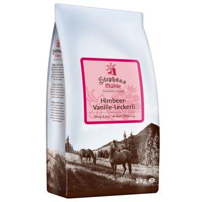 Stephans Mühle Paardensnack Framboos-Vanille