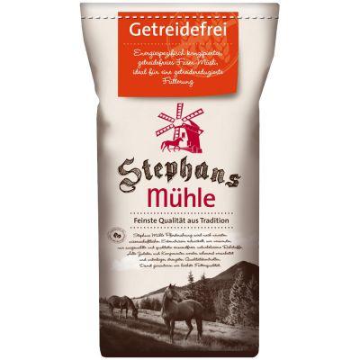 Stephans Mühle Pferdefutter Getreidefrei