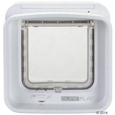 Sureflap Microchip Cat Flap Free P Amp P 163 29 At Zooplus