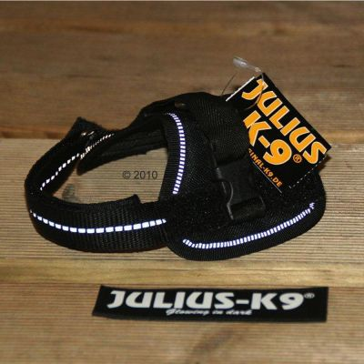Szelki dla psa Julius-K9 Power Black