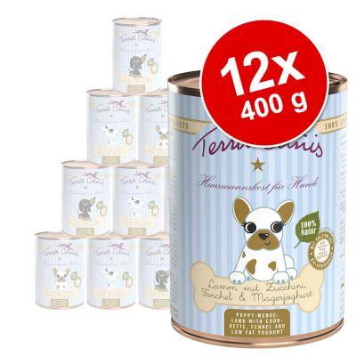 Terra Canis Cuccioli 12 x 400 g