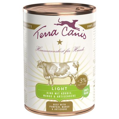 Terra Canis Light 6 x 400 g