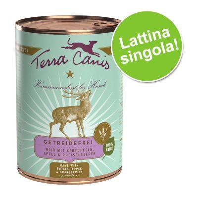 Terra Canis Senza cereali 1 x 400 g