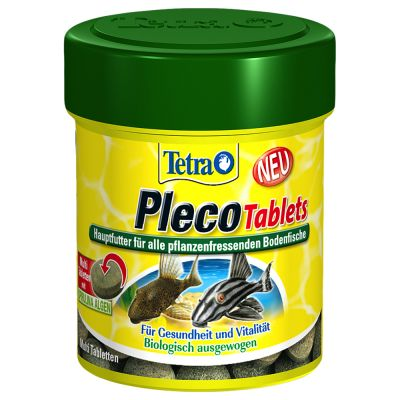 Tetra Pleco Tablets Fish Food