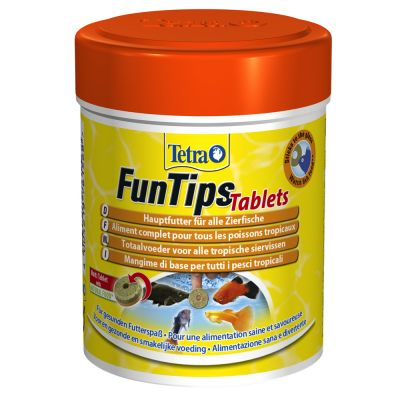Tetra Tablets FunTips mangime in compresse