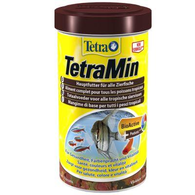 TetraMin Flockenfutter