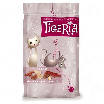 Tigeria 7 Snack - uno snack per ogni giorno