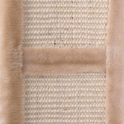 Tiragraffi Casetta di pan di zenzero con scala