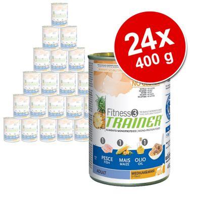 Trainer Fitness 3 Medium/Maxi 24 x 400 g