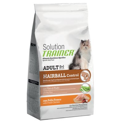 Trainer Solution Cat Hairball