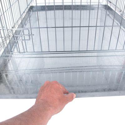 Transportna kletka z dvojnimi vrati