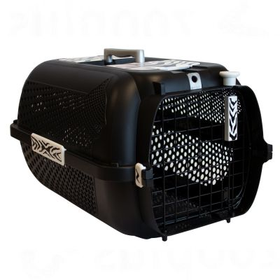 Trasportino Catit White Tiger Voyageur Black