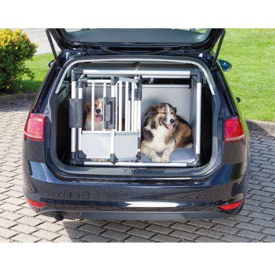 Trasportino doppio per cani Trixie M/L