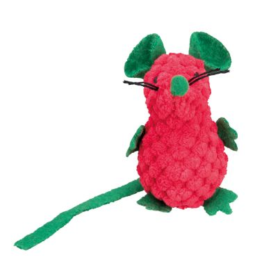Trixie Christmas Mouse Cat Toy   Free P&P on orders £29+ at zooplus!