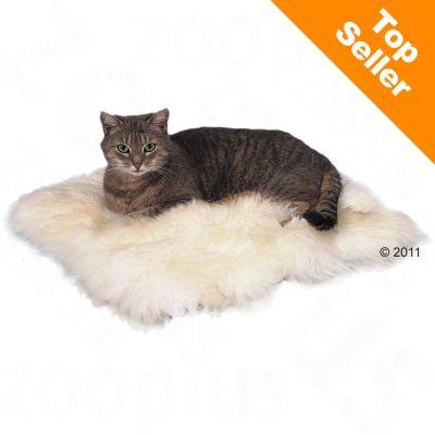 Trixie Coussin en peau de mouton pour chat