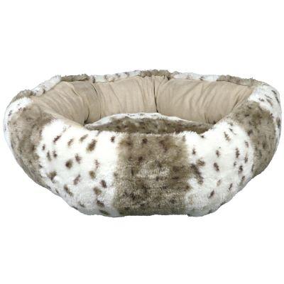 Trixie Plush Cat Bed Leika - Beige