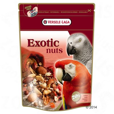 Versele-Laga eksotični oreščki