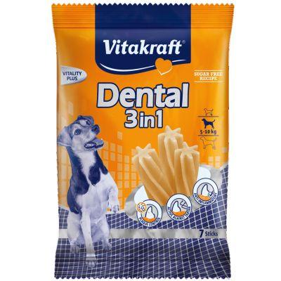 Vitakraft Dental 3in1 Multipack - Tg. S