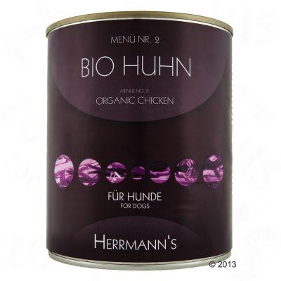 Voordeelpakket Herrmann's Menu Classic 24 x 800 g Hondenvoer