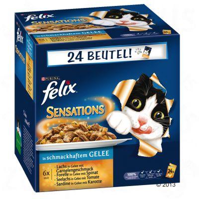 Voordeelpakket: 96 x 100 g Felix