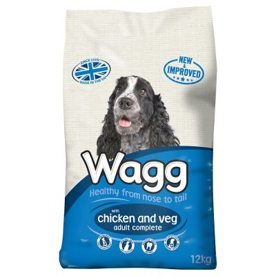 Wagg Complete Dog Food With Chicken And Veg Review