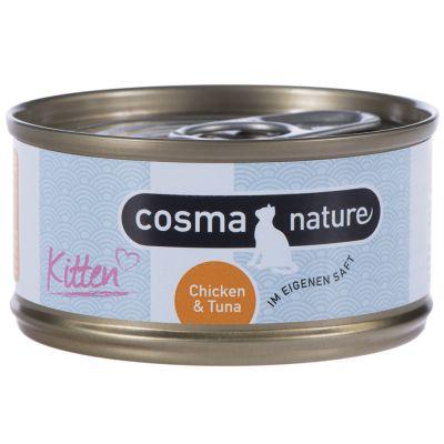 Welcome Kit Kitten Cosma Nature