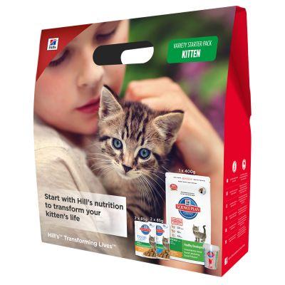 Welcome Kit Kitten Hill's Science Plan