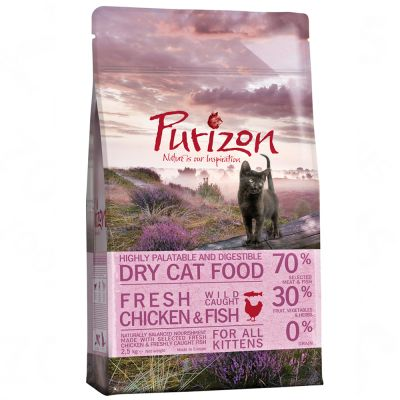 Welcome Kit Kitten Purizon Gatto