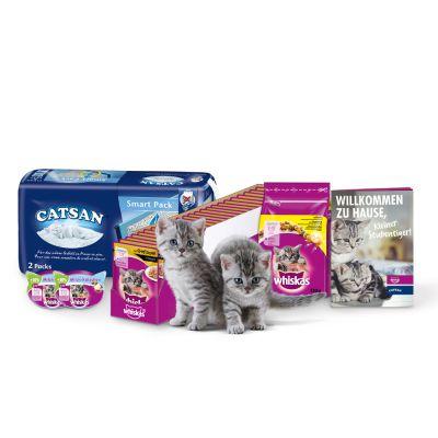 Welcome Kit Kitten Whiskas/Catsan