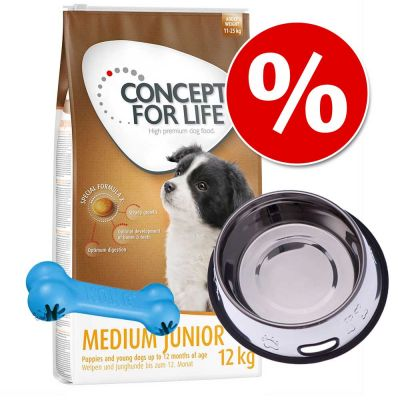 Welcome Kit Puppy & Junior Concept for Life