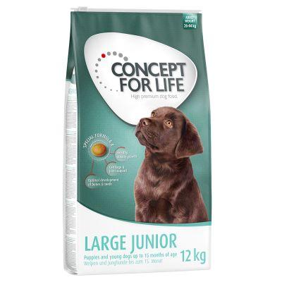 Welcome Kit Puppy & Junior Concept for Life + Portacrocchette