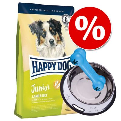Welcome Kit Puppy & Junior Happy Dog Supreme