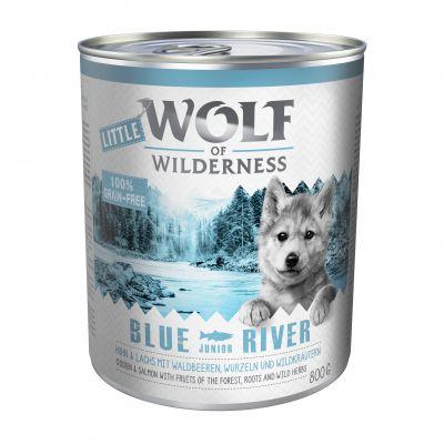 Welcome Kit Puppy & Junior Little Wolf of Wilderness