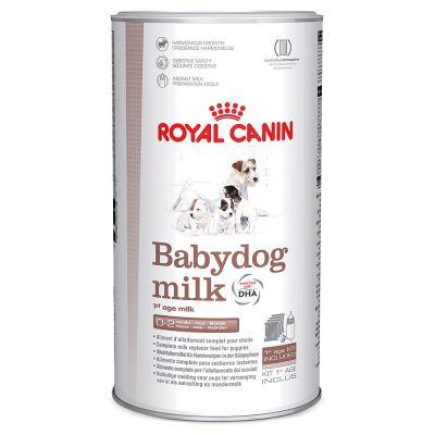 Welcome Kit Puppy & Junior Royal Canin Babydog milk + Starter Mousse