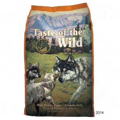 Welcome Kit Puppy & Junior Taste of the Wild