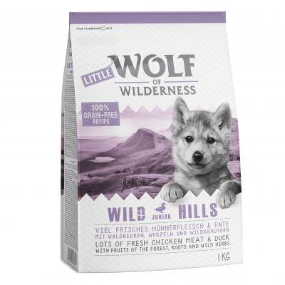 Welcome Kit Puppy & Junior Wolf of Wilderness