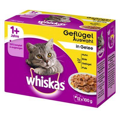 Whiskas 1+ buste 12 x 100 g