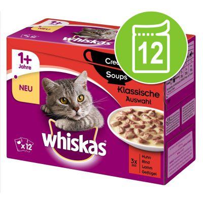 Whiskas 1+ Creamy Soup 12 x 85 g