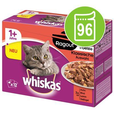Whiskas Ragout 96 x 85 g