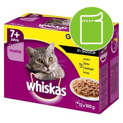 Felix Senior Cat Food  Pouches