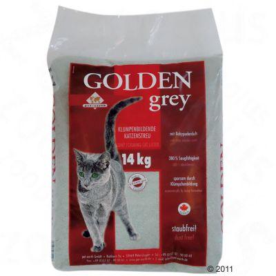 Żwirek Golden Grey