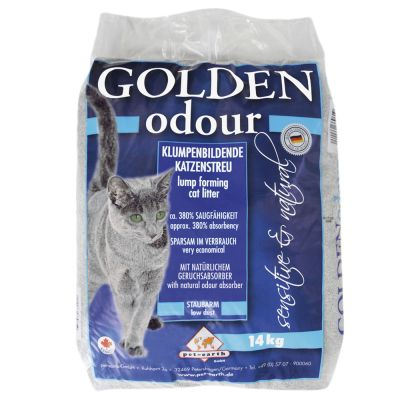 Żwirek Golden Grey Odour