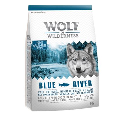 Wolf of Wilderness Adult - gemischtes Probierpaket