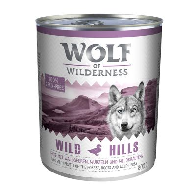 Wolf of Wilderness Adult 24 x 800 g