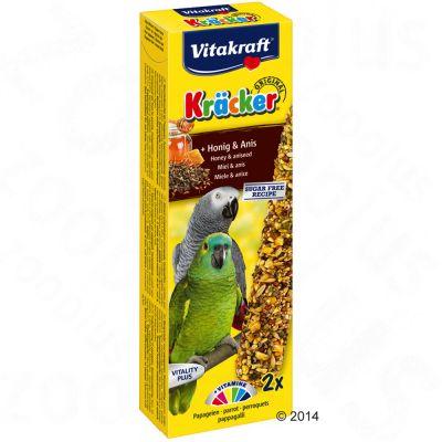 2x Cracker snack per pappagalli Vitakraft